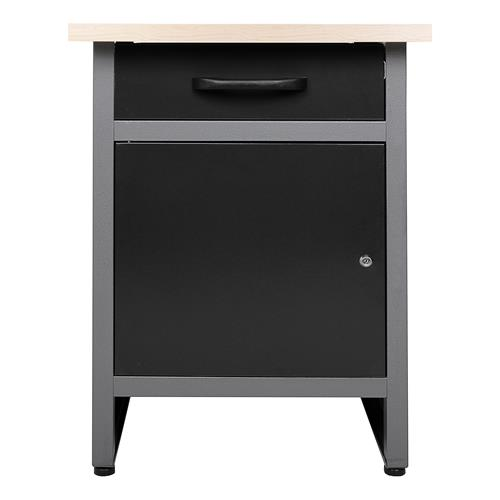 Vaunt 12073 Cupboard Free Standing with Drawer