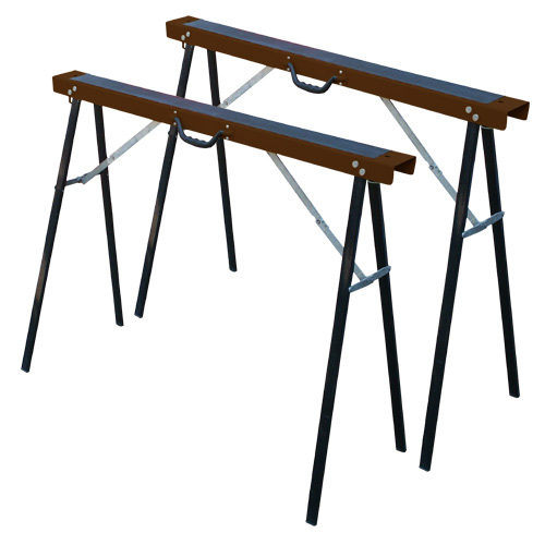 Vaunt VNT16001 2 Piece Trestle Set