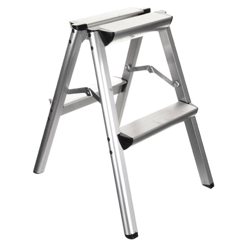 Vaunt VNT16003 Aluminium Step Up Stool