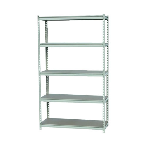 Vaunt 16025 L Beam Galvanised Shelving (914 x 406 x 1828mm)