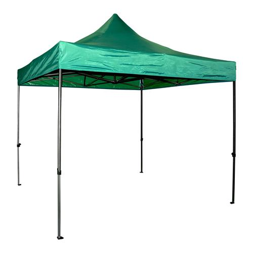 Vaunt 18002 Vaunt Green Folding Gazebo 3m x 3m