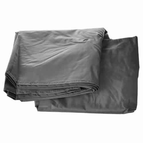 Vaunt 18005 Vaunt Black Gazebo Side Panel 3m x 1m (Half Panel)