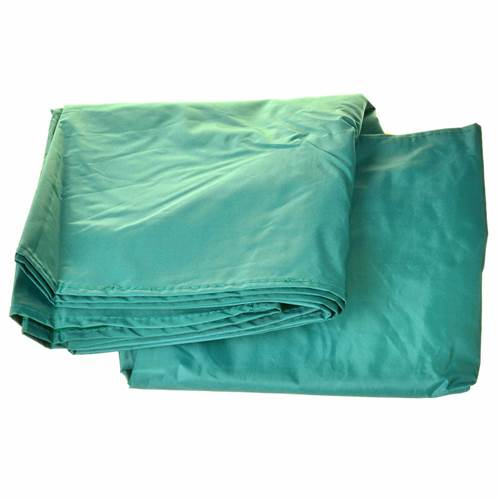 Vaunt 18006 Vaunt Gazebo Half Side Panel Green 3m x 1m