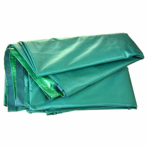Vaunt 18008 Vaunt Gazebo Full Side Panel Green 3m x 1.9m