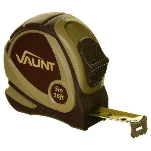 Vaunt 20001 Tape Measure 5m/16ft