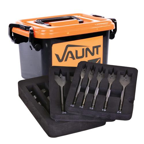 Vaunt 30012 12 Piece Wood Working Trade Pack
