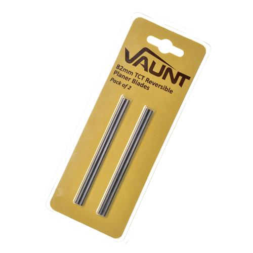 Vaunt 30070 Vaunt 82mm TCT Planer Blades Pack of 2