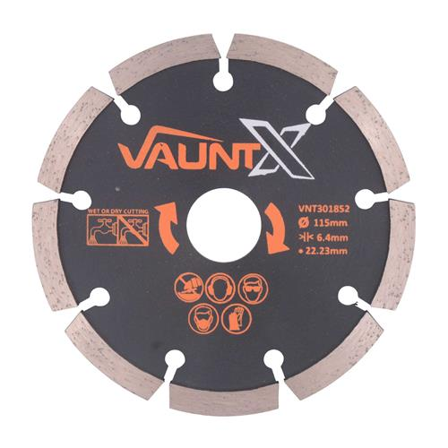 Vaunt X Diamond Mortar Raking Blade 115mm