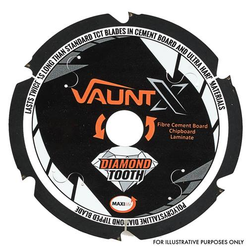 Vaunt X 302742 216mm 6 Tooth PCD Blade