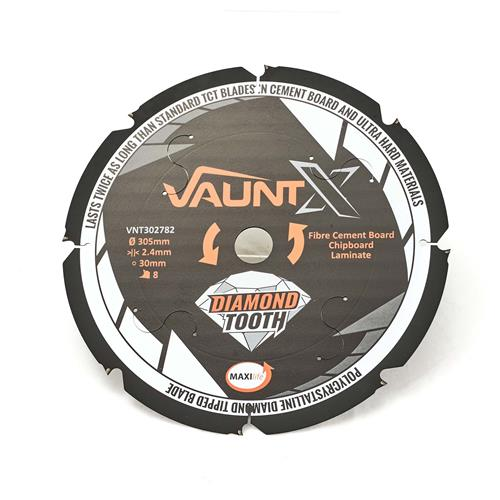 Vaunt X 302782 305mm 8 Tooth PCD Blade