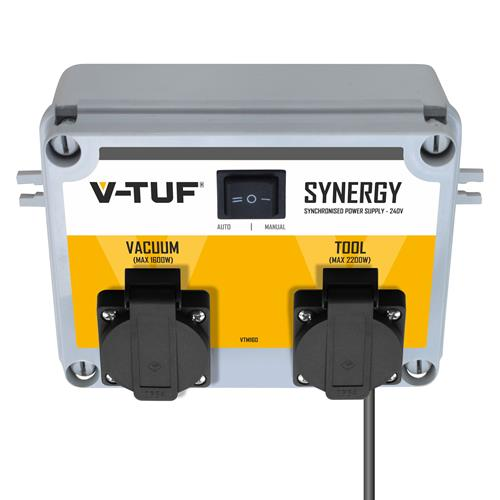 V-Tuf VTM160 V-Tuf Synergy 240V Auto Take-Off Attachment