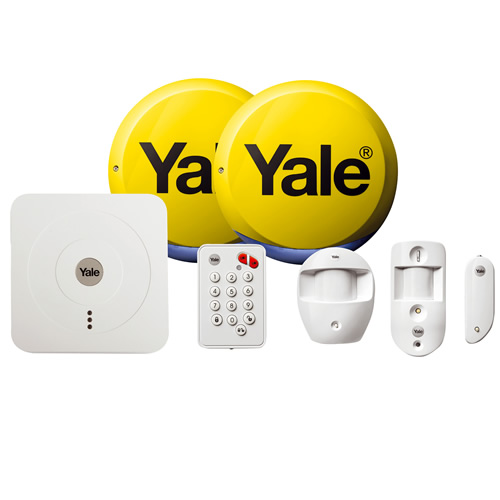 Yale SR-330 Yale Smart Home Alarm & View Kit