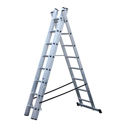 Youngman 34138118 Combination Ladder 2.39m