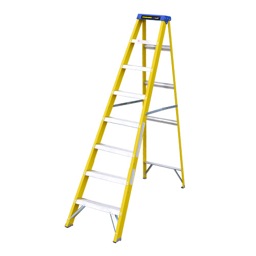 Youngman 527448 Youngman Catwalk S400 8 Tred Step Ladder