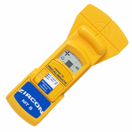 Zircon Z62151 Zircon MT6 Metal and Live Wire Scanner