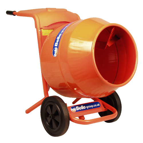 how to draw a cement mixer