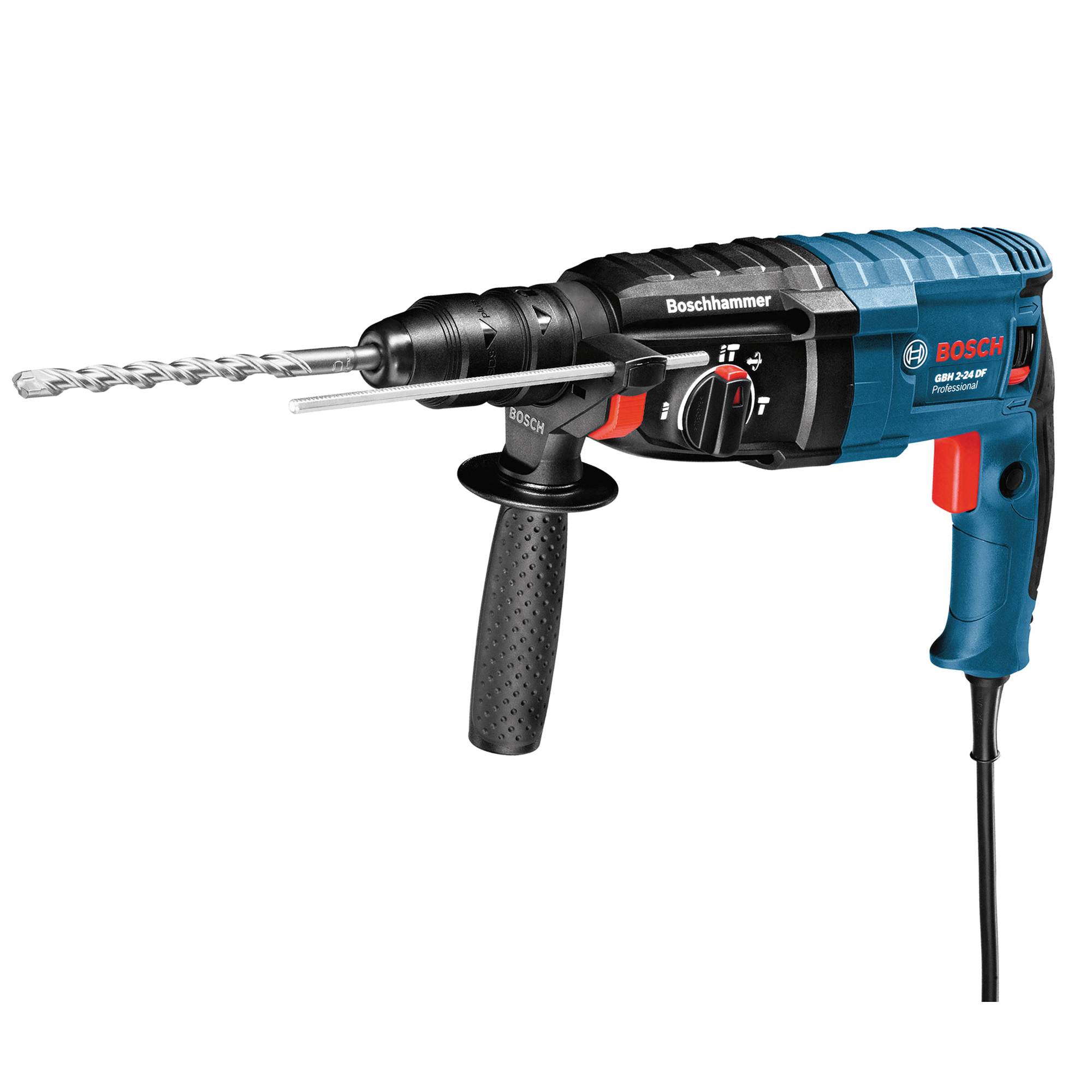 bosch gbh 2 24 d bosch 3 mode 2kg sds plus rotary hammer drill. Black Bedroom Furniture Sets. Home Design Ideas