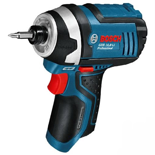 bosch gdr10 8vn bosch 39 lithium ion 39 impact driver. Black Bedroom Furniture Sets. Home Design Ideas