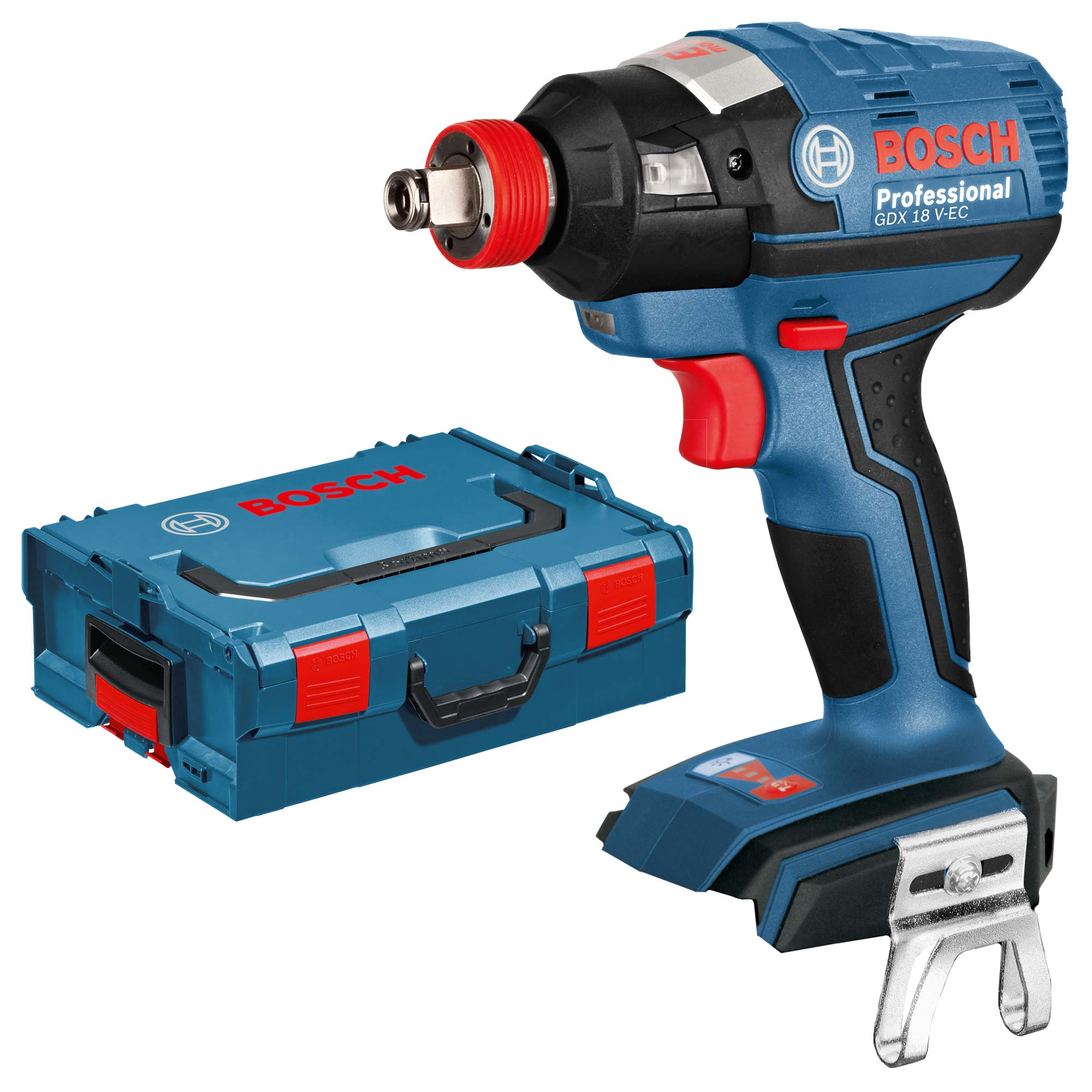 bosch gdx18vecn bosch 18v li ion impact driver body only. Black Bedroom Furniture Sets. Home Design Ideas