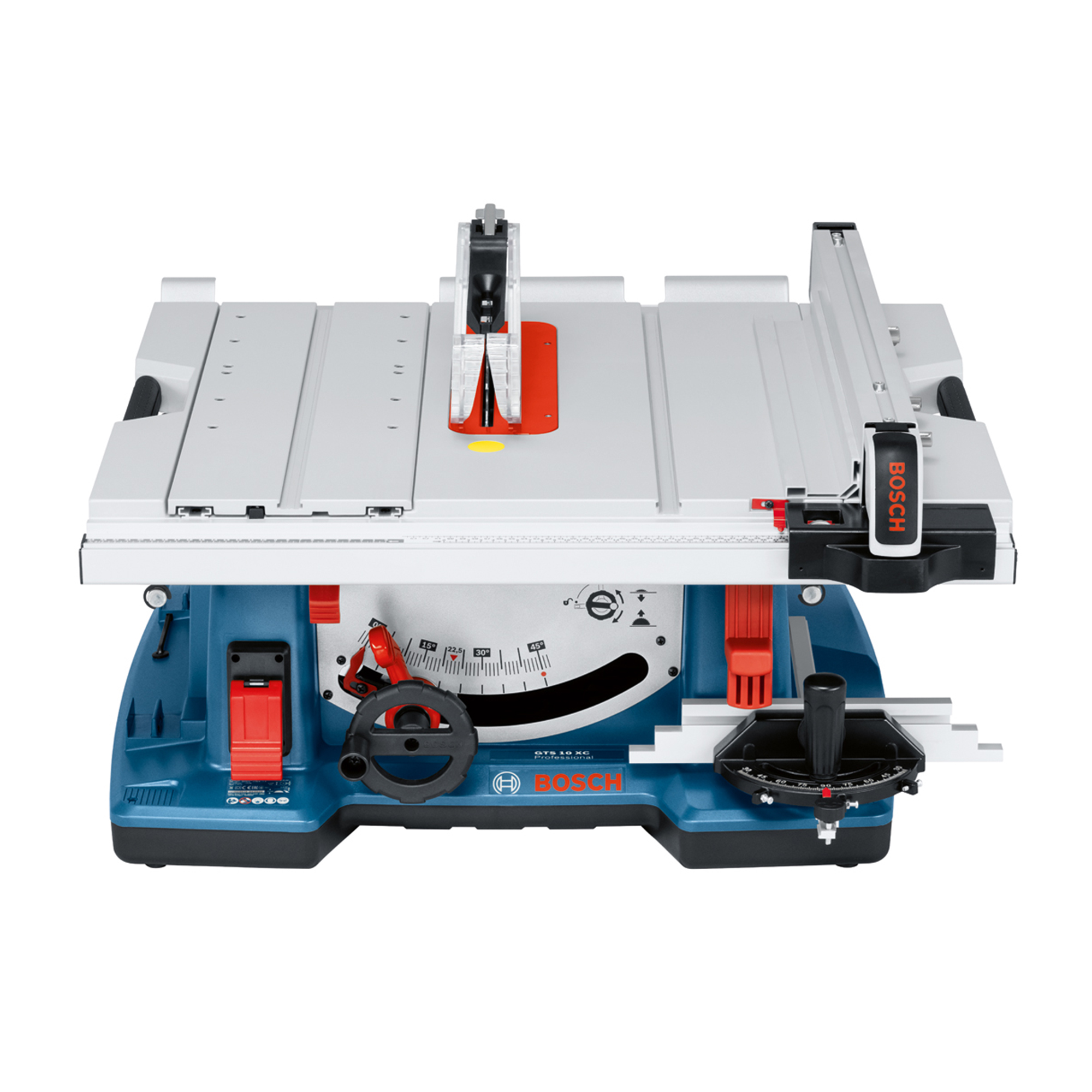 Merveilleux Bosch GTS10XC Bosch Table Saw ...