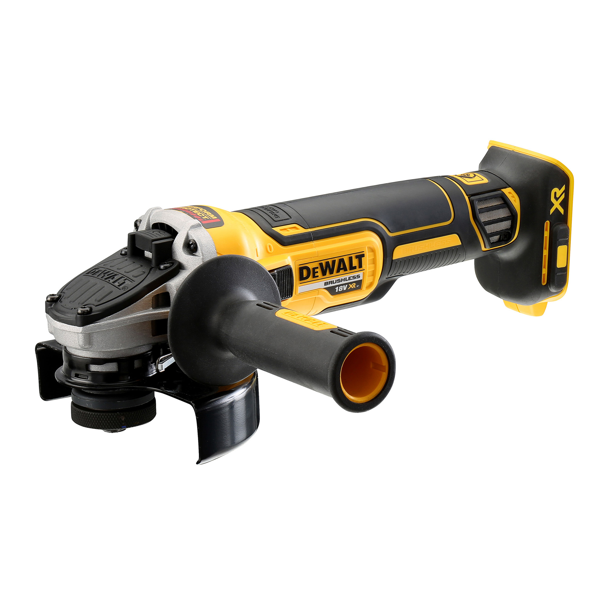 Dewalt Dcg405 Dewalt 18v Xr Brushless 125mm Grinder