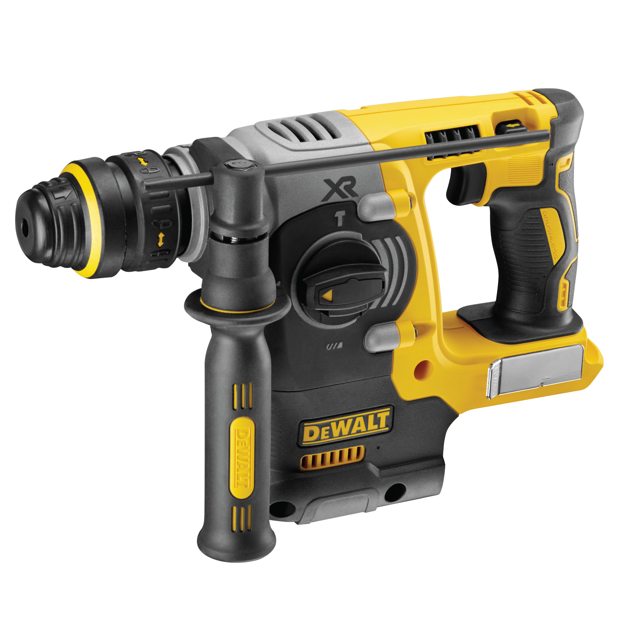 dewalt dch274 dewalt 18v li ion xr brushless sds rotary hammer drill body only. Black Bedroom Furniture Sets. Home Design Ideas