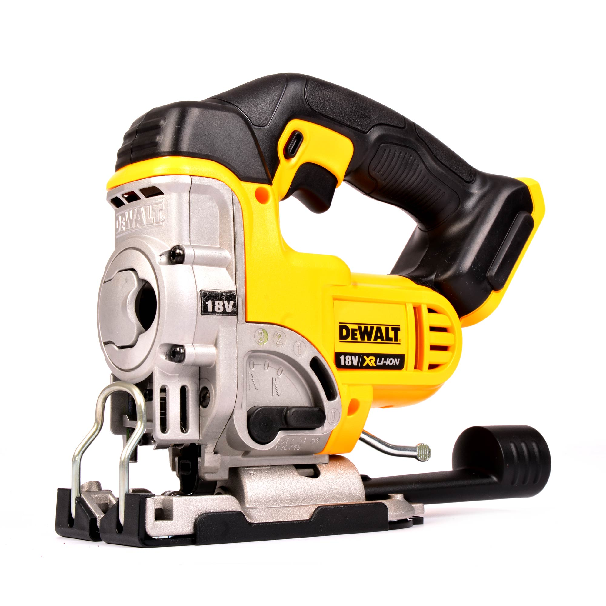 dewalt dcs331 dewalt 18v lithium ion cordless jigsaw. Black Bedroom Furniture Sets. Home Design Ideas