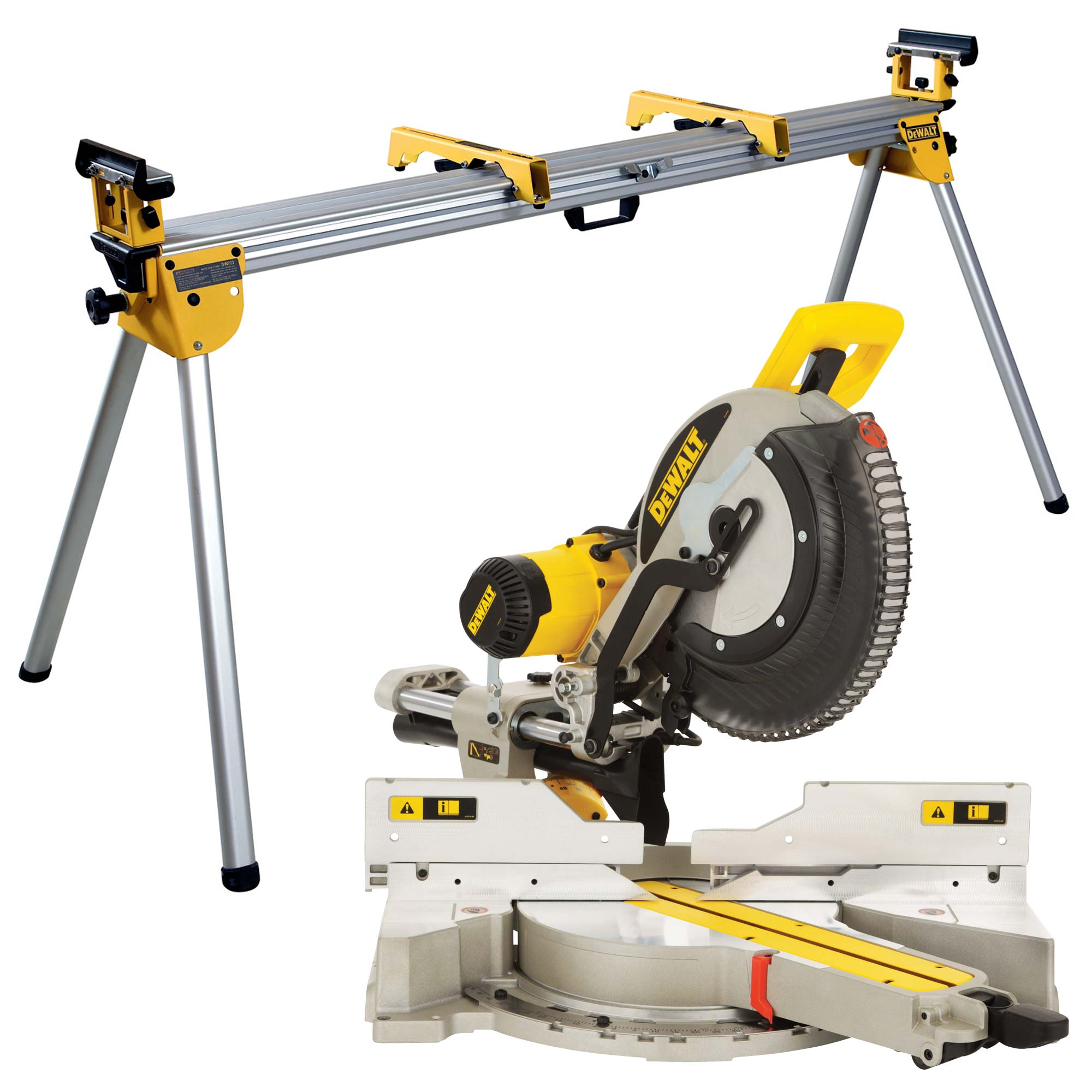 dewalt dws780pkr dewalt 305mm slide compound mitre saw extendable legstand. Black Bedroom Furniture Sets. Home Design Ideas