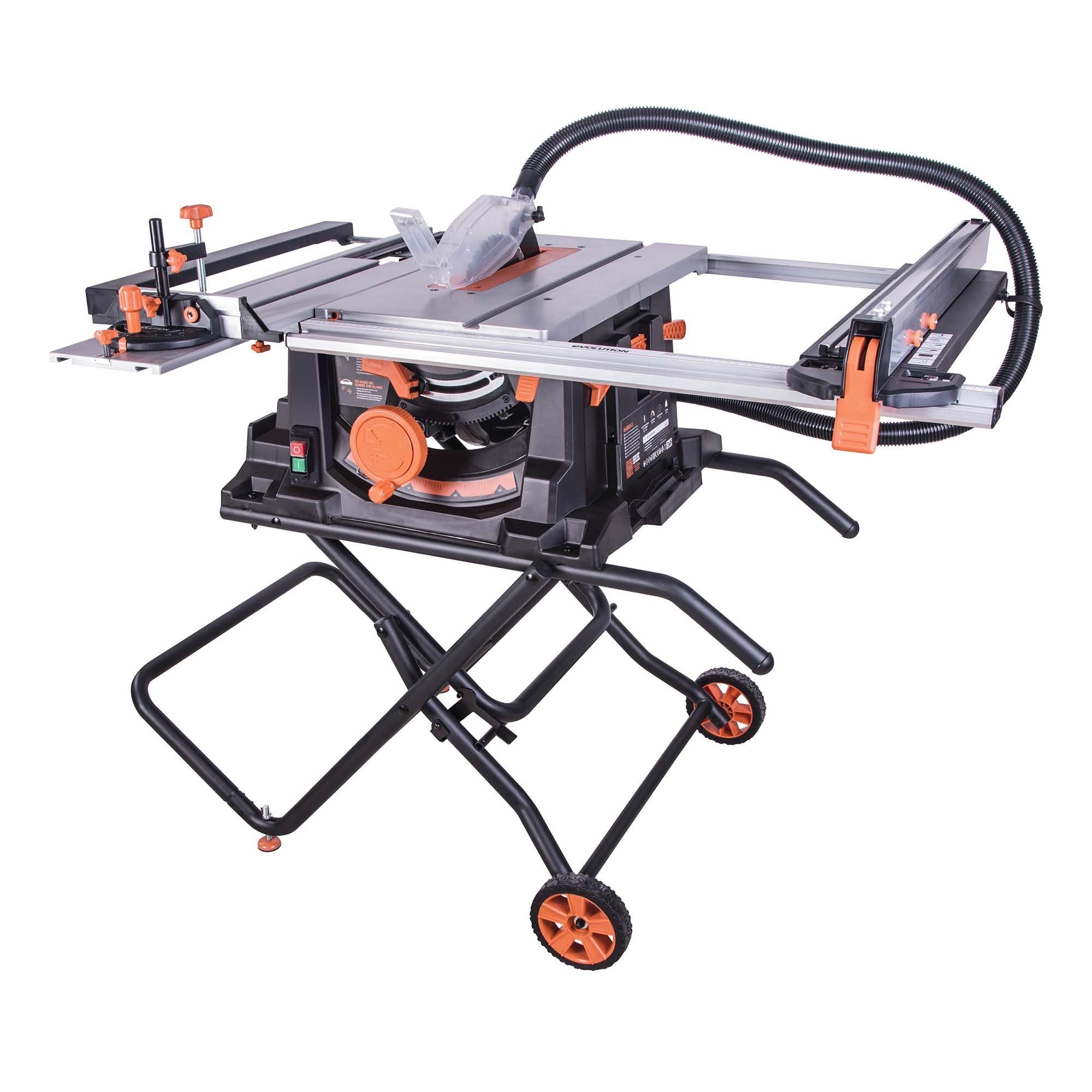 evolution rage5s evolution rage 5 s 255mm multipurpose table saw. Black Bedroom Furniture Sets. Home Design Ideas