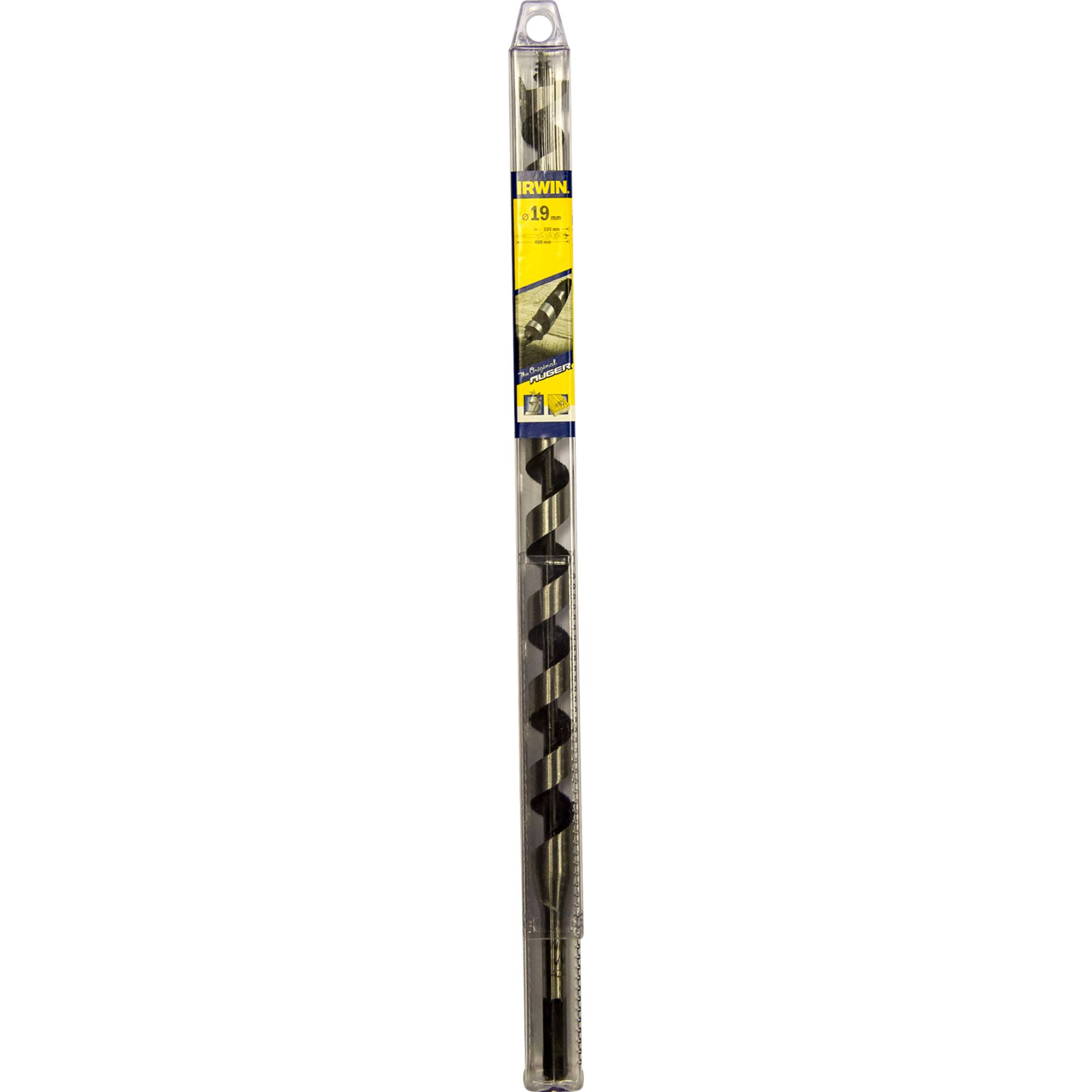IRWIN 10502752 Wood Auger Drill Bit Long Series 13 x 400mm