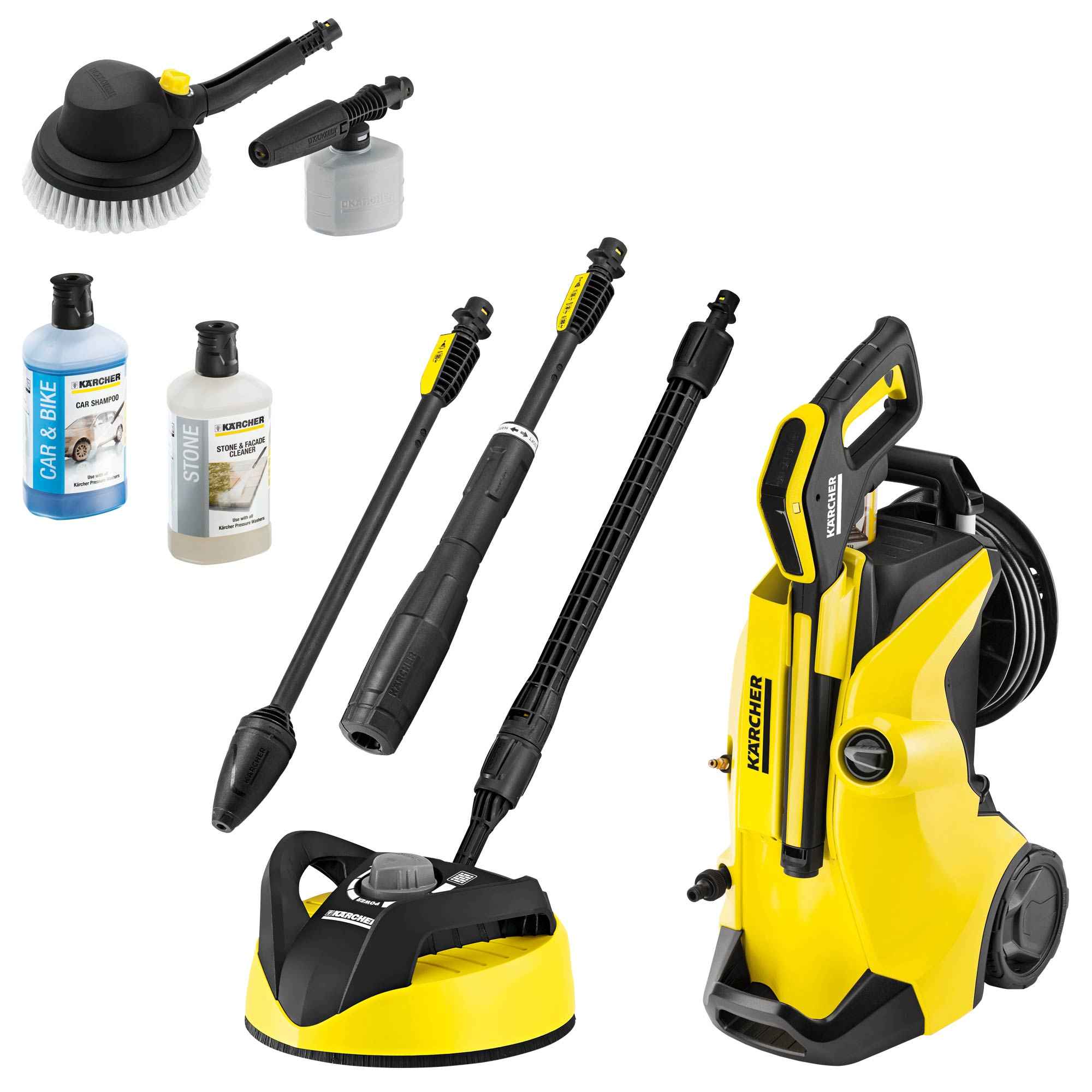 karcher 13241090 k4 premium full control car home