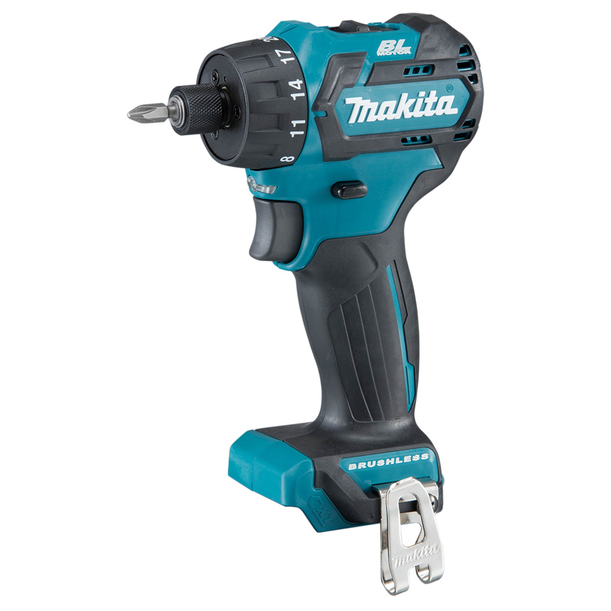 makita df032dz cxt li ion brushless impact driver. Black Bedroom Furniture Sets. Home Design Ideas