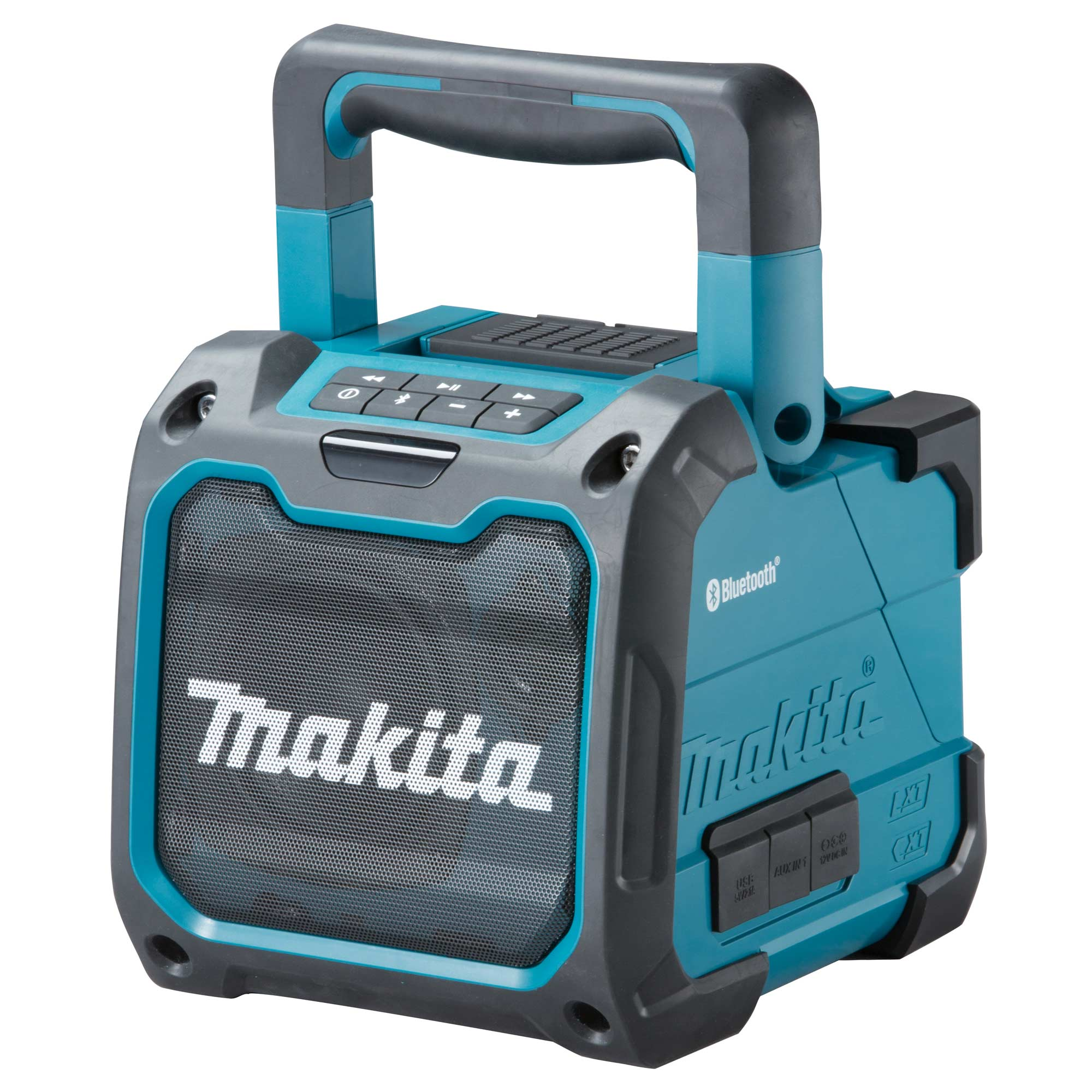makita dmr200 makita job site speaker with bluetooth. Black Bedroom Furniture Sets. Home Design Ideas