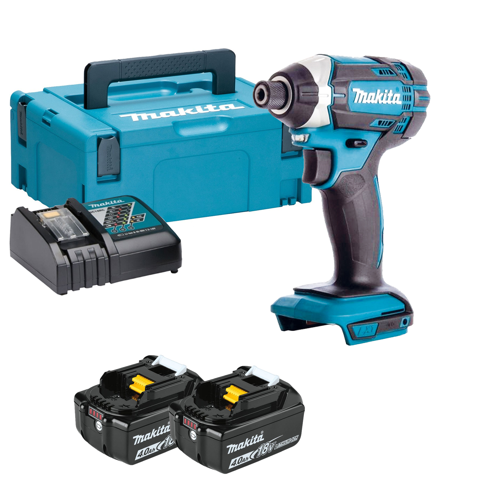 makita dtd152rmj makita 18v li ion lxt impact driver. Black Bedroom Furniture Sets. Home Design Ideas