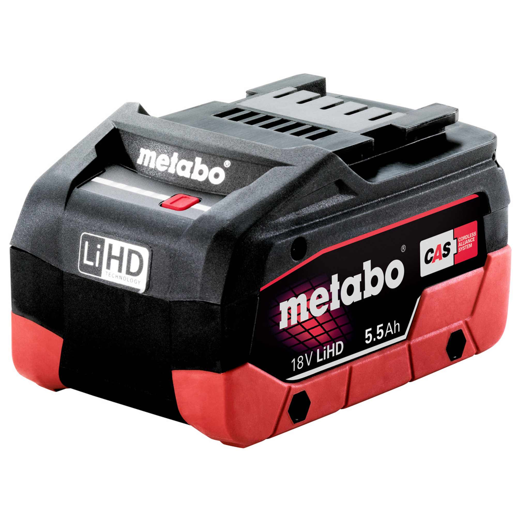 metabo 625342000 metabo 18v lihd 5 5ah battery. Black Bedroom Furniture Sets. Home Design Ideas