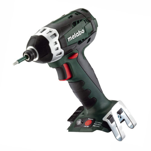 metabo ssd18 metabo 18v impact driver body only. Black Bedroom Furniture Sets. Home Design Ideas