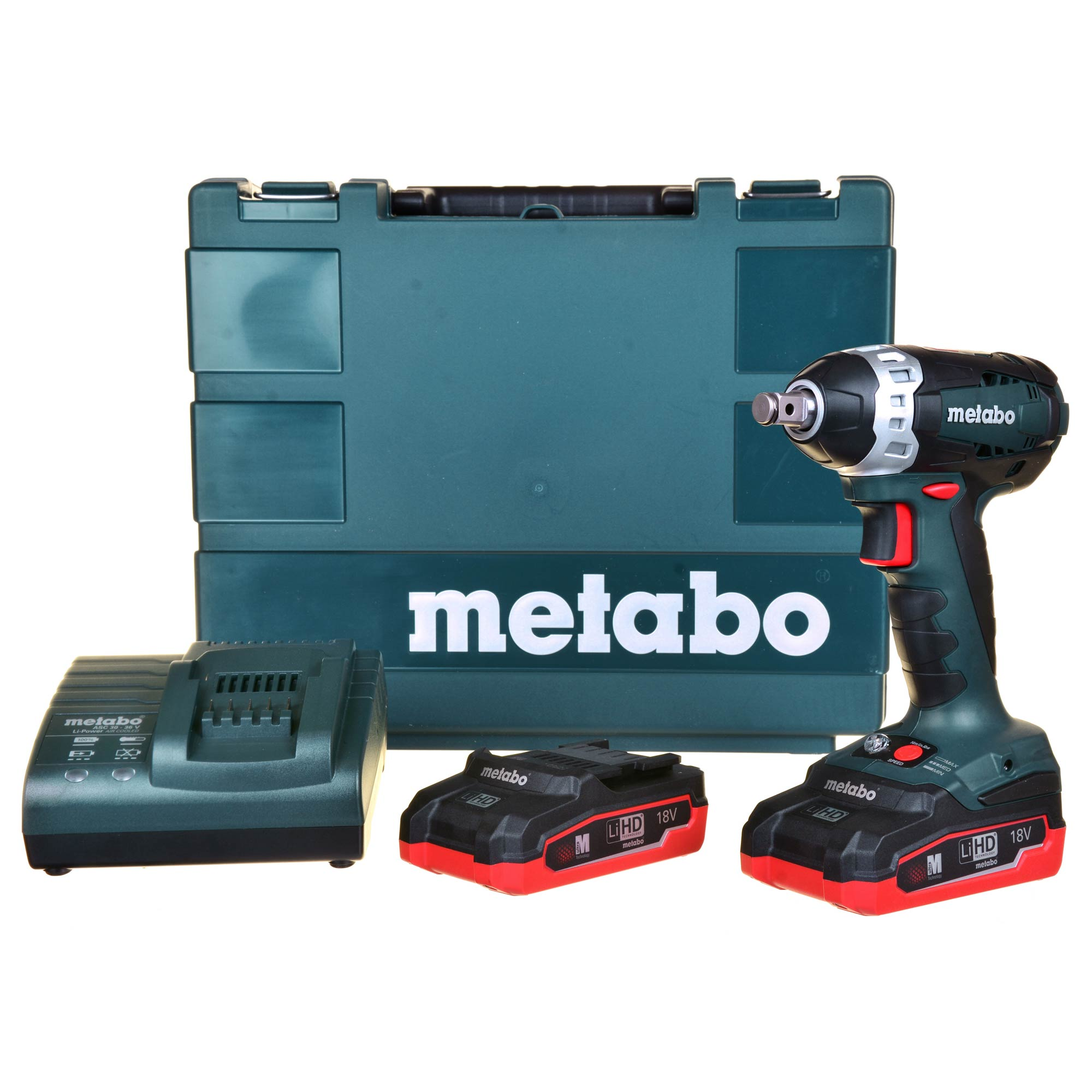 metabo ssw 18 ltx 200 18v lihd 1 2 impact wrench. Black Bedroom Furniture Sets. Home Design Ideas