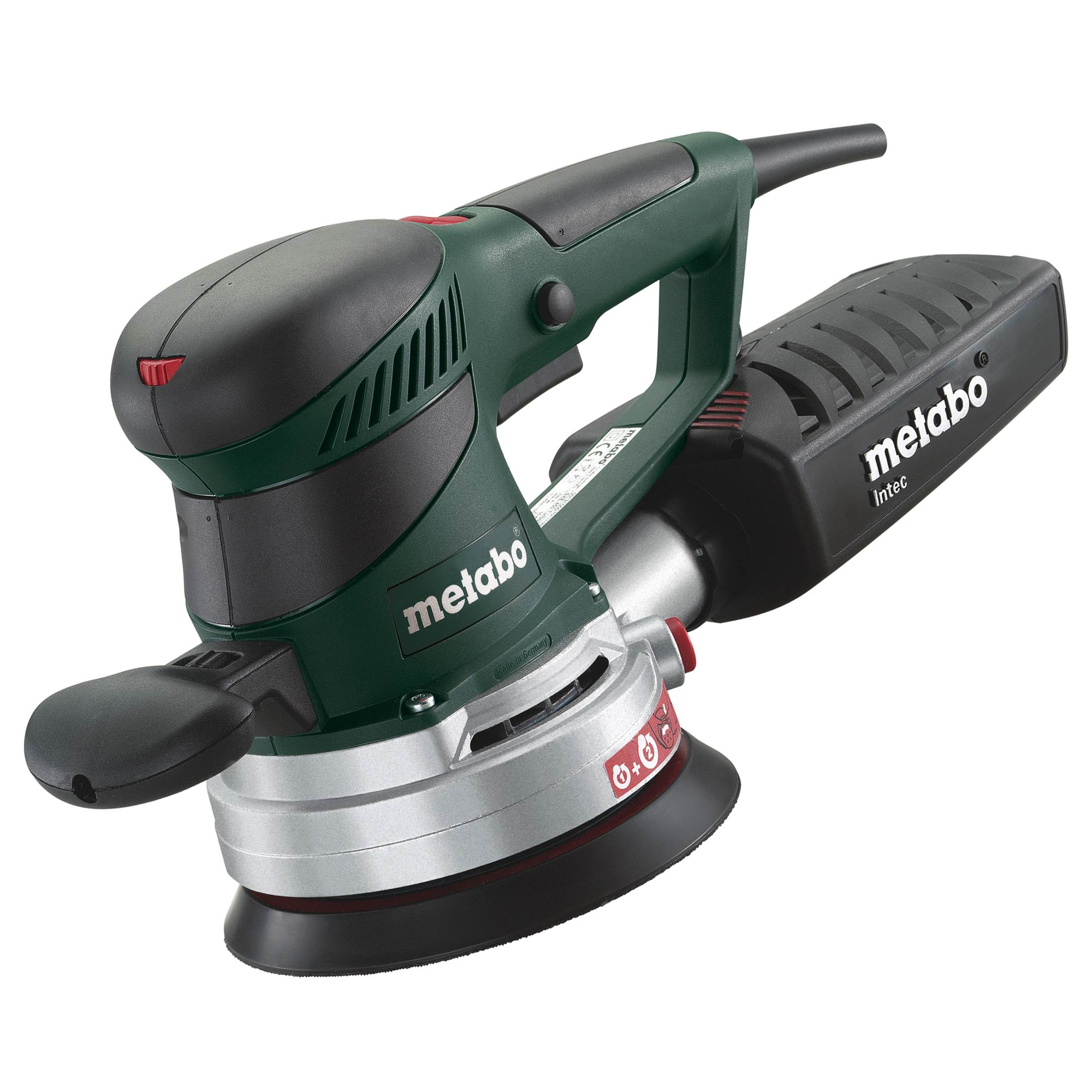metabo sxe 450 tt metabo 150mm random orbital sander. Black Bedroom Furniture Sets. Home Design Ideas