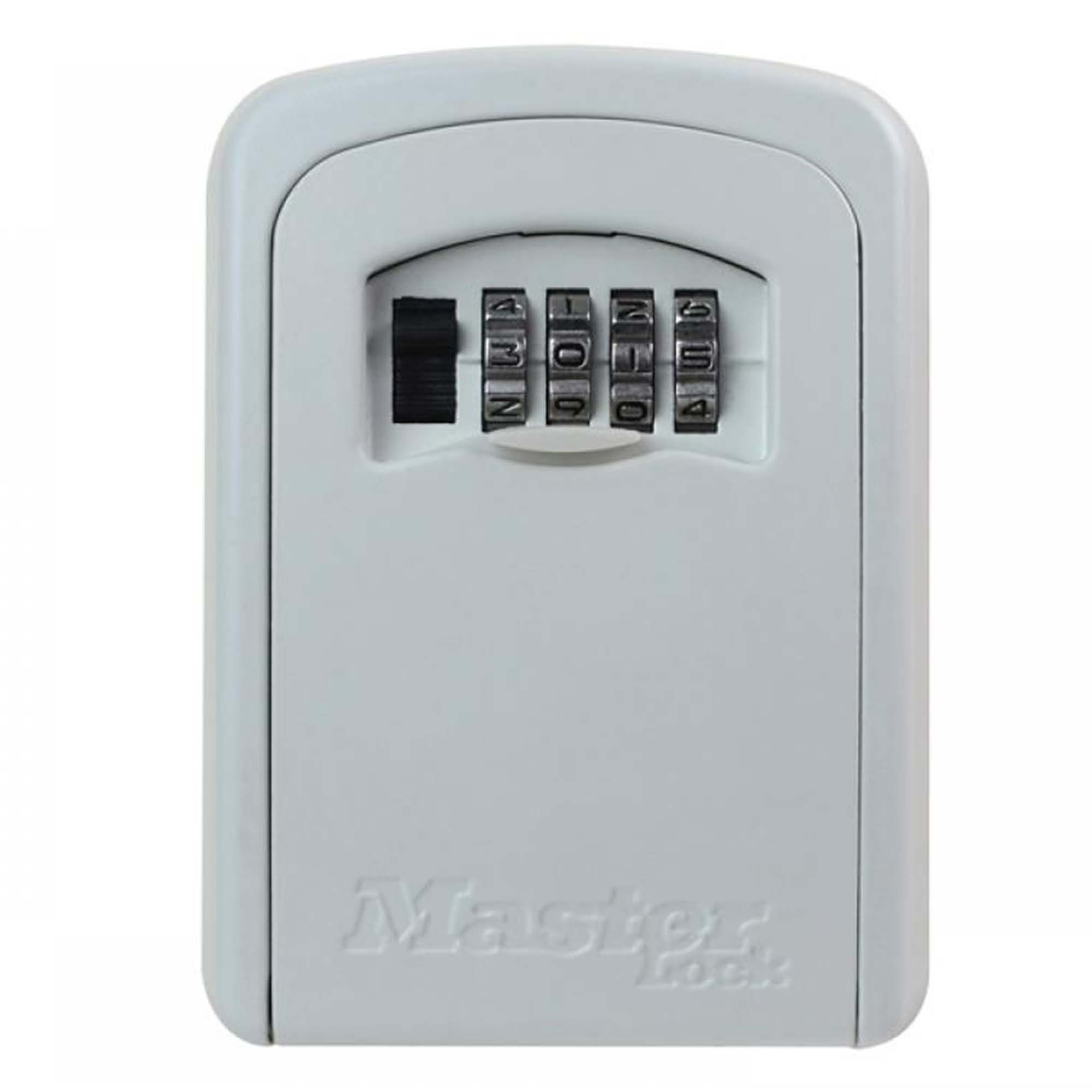 0cb076f7b770 Master Lock,5401EURDCRM,Wall Mounted Key Storage Security Lock Box - Cream
