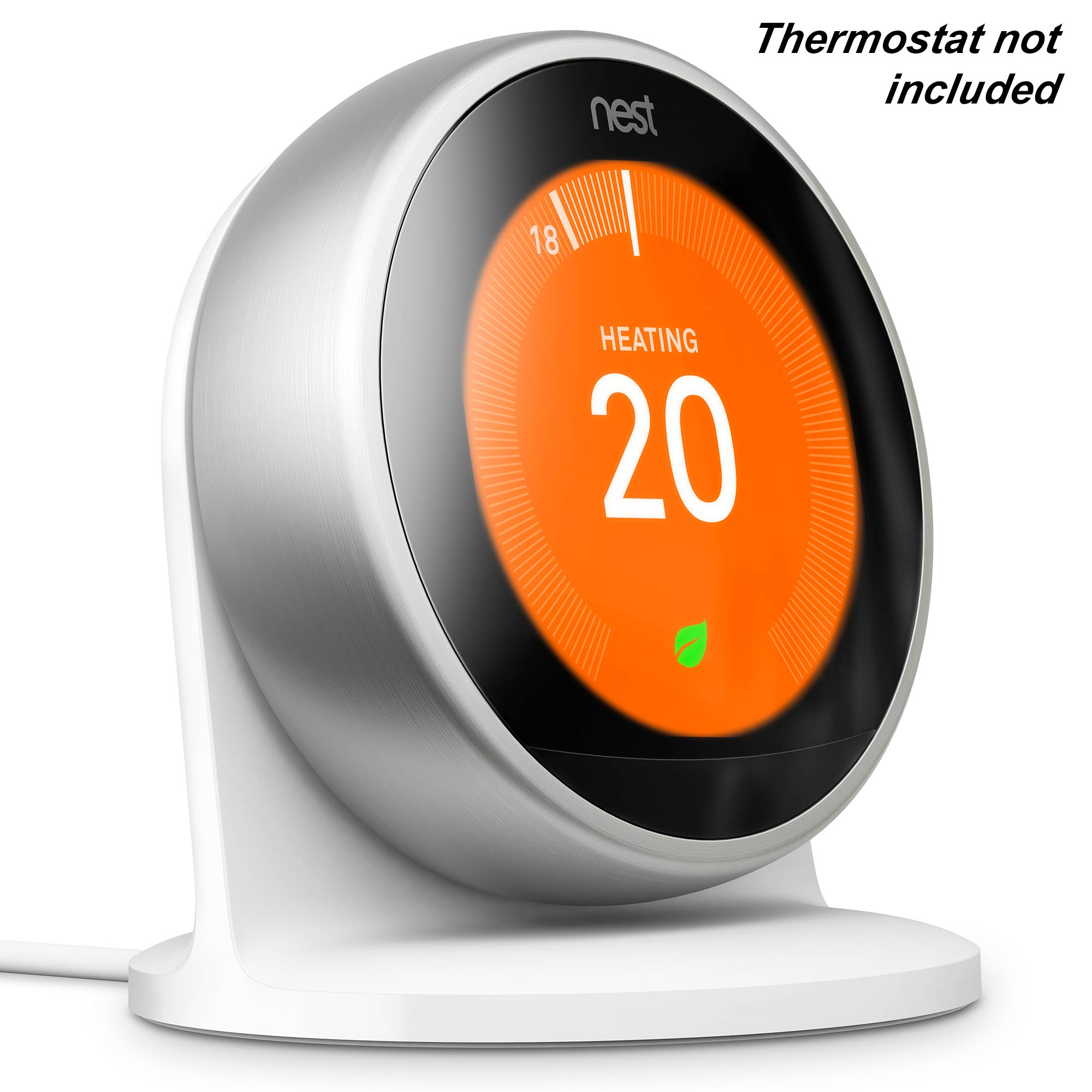 nest at2100ed stand for nest learning thermostat 3rd. Black Bedroom Furniture Sets. Home Design Ideas