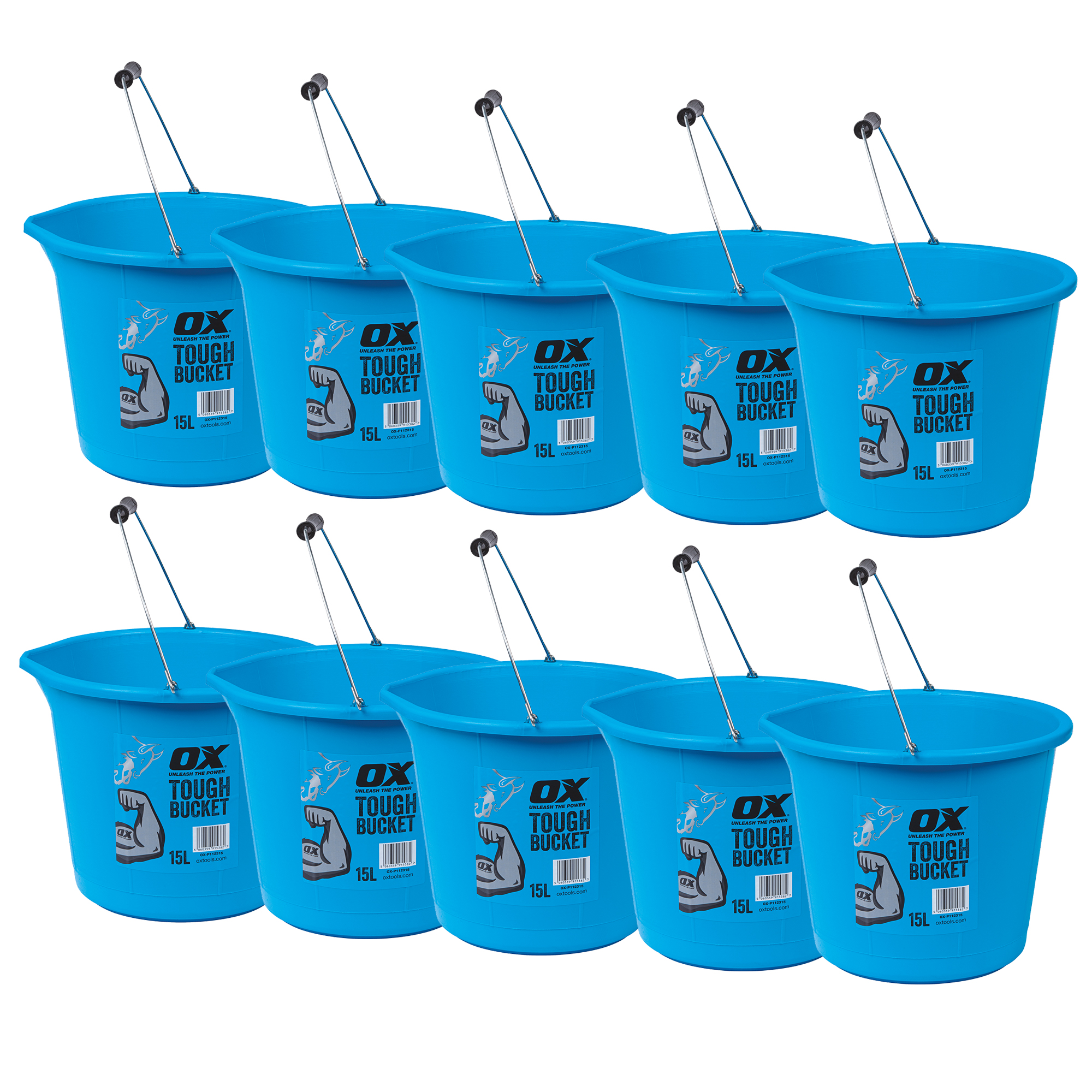 Buckets & Tubs – Site Equipment - ITS.co.uk