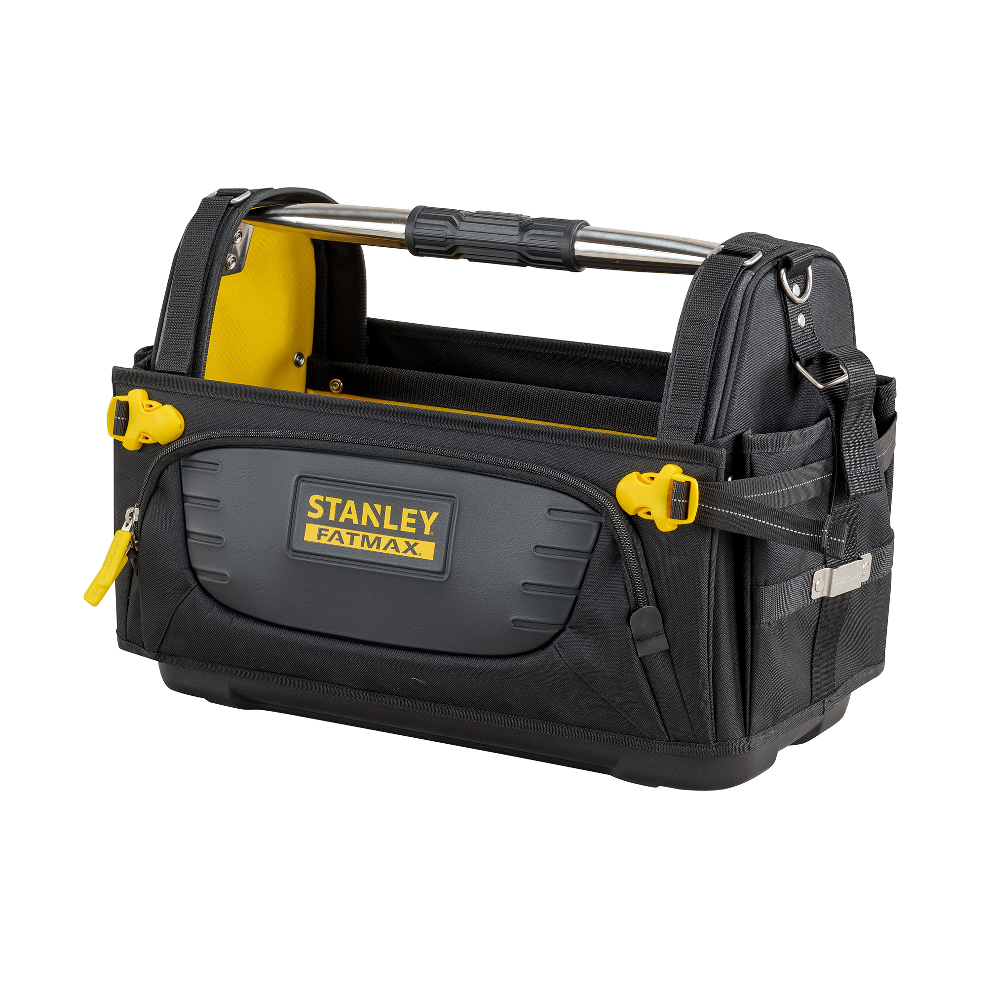 stanley fmst1 80146 stanley fatmax quick access premium tool tote. Black Bedroom Furniture Sets. Home Design Ideas