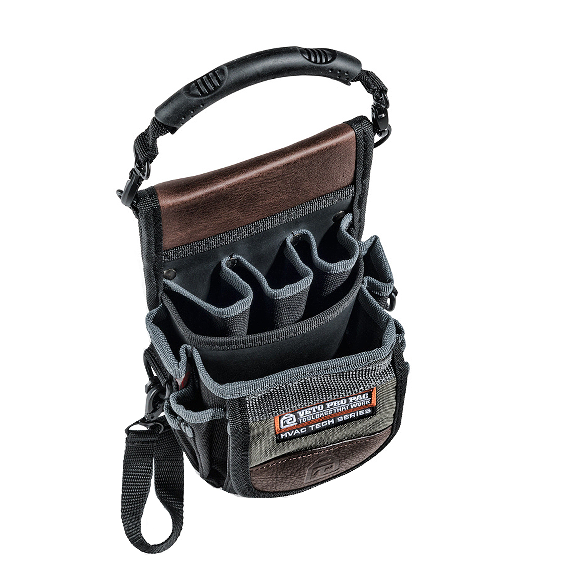 Veto pro pac pouch countertop receptacle height